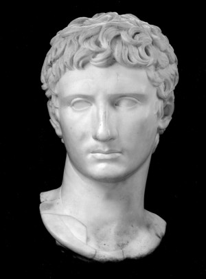 Portrait of Augustus in Boston